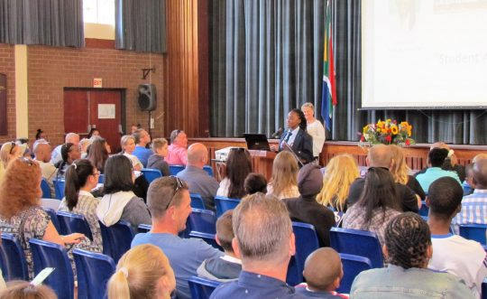 Fourways High Open Day