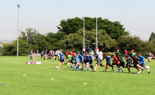 Rugby Boot Camp